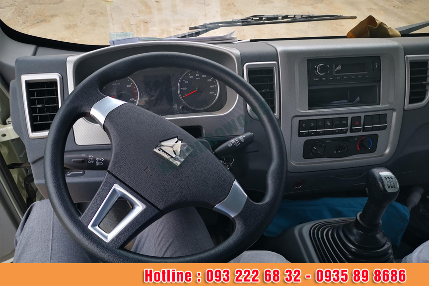 Xe đầu kéo Howo A7 420 HP đời 2020